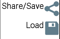 Share Save, Load